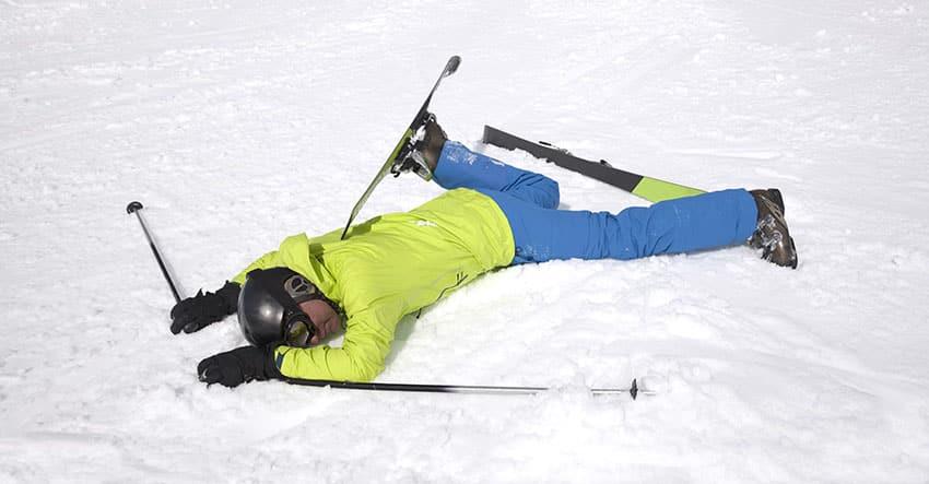 חופשת סקי בראש שקט
