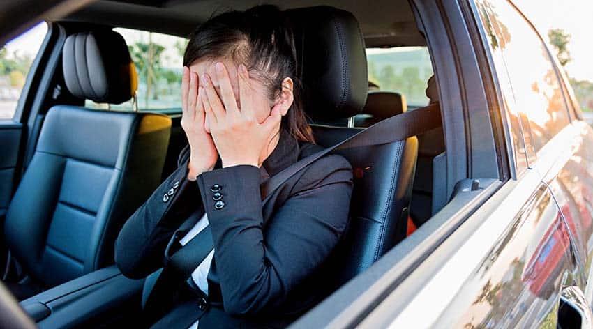 נהיגה ללא ביטוח רכב בתוקף