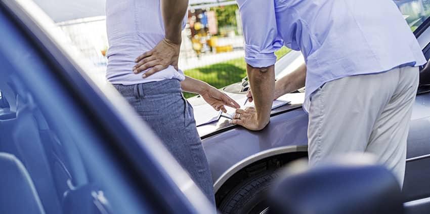 מה עושים מיד לאחר התאונה