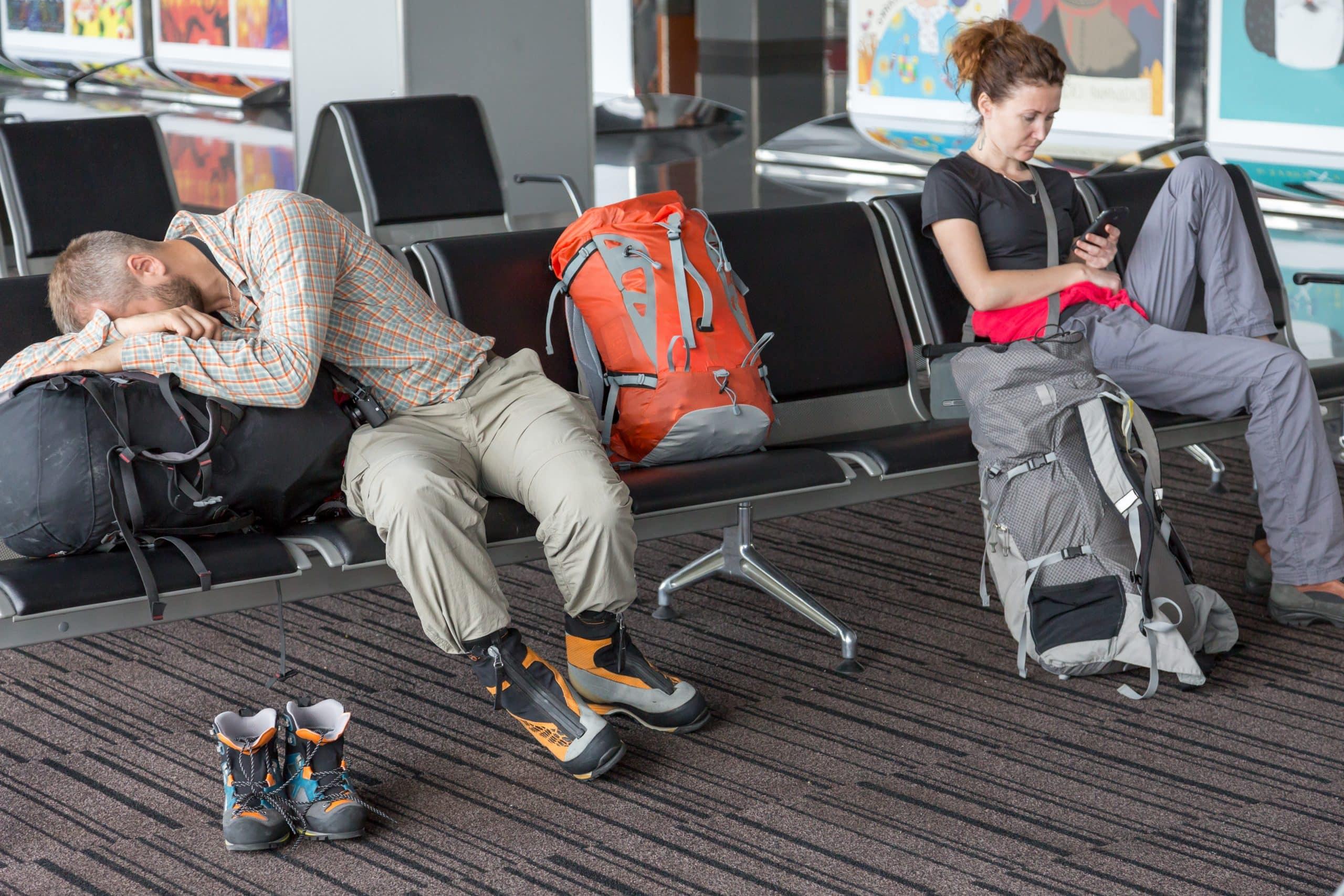 המתנה בשדה התעופה ביטוח נסיעות